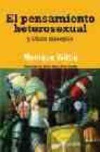 pensamiento heterosexual y otros ensayos monique wittig 9788495346971