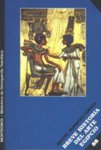 breve historia del arte egipcio miguel hermoso cuesta 9788496831971