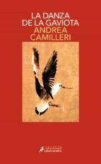 la danza de la gaviota (serie montalbano 19)-andrea camilleri-9788498384871