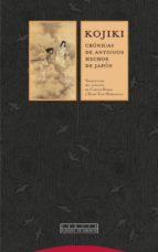 kojiki: cronicas de antiguos hechos de japon 9788498797671