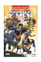 maestros marvel jim lee: x-men-chris claremont-jim lee-9788498852271
