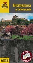 bratislava y eslovaquia 2017 (guia total) 3ª ed.-9788499358871