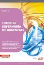 tutorial enfermeria de urgencias. tomo iii 9788499375571