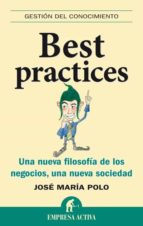best practices (ebook)-jose maria polo arcusa-9788499443171