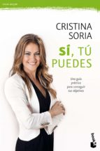 sí, tú puedes-cristina soria-9788499985671