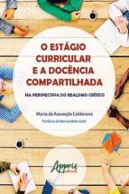 O ESTÁGIO CURRICULAR E A DOCÊNCIA COMPARTILHADA