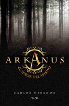 arkanus. el señor del abismo (ebook)-carlos miranda-9789561226371