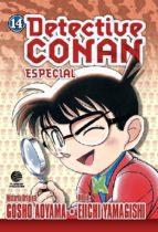 detective conan: especial nº 14-gosho aoyama-8432715026181