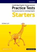 starters practice tests student book + cd pk ed 2018 9780194042581