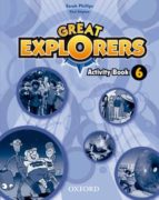 great explorers 6 ab-9780194507981