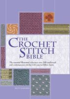 the crochet stitch bible-betty barnden-9780785830481