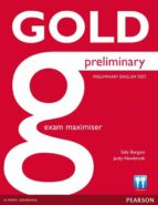 gold preliminary maximiser without key ed 2013-9781447907381