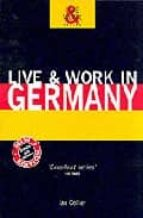 Live & work in germany PDF DJVU 978-1854582881