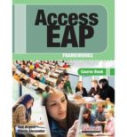 access eap: frameworks course book + audios cds-9781859645581
