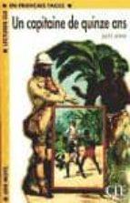 un capitaine de quinze ans (lecture cle en français facile) (600 mots) jules verne 9782090318081