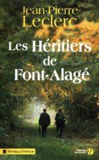 les héritiers de font-alagé (ebook)-jean-pierre leclerc-9782258085381