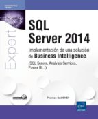 sql server 2014 thomas gauchet 9782746094581