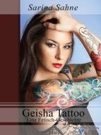 geisha tattoo (ebook) sarina sahne 9783942546881