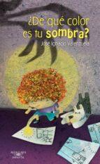 ¿de qué color es tu sombra? (ebook)-josé ignacio valenzuela-9786071132581