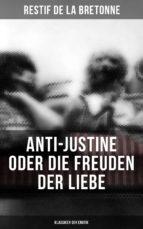 anti-justine oder die freuden der liebe (klassiker der erotik) (ebook)-restif de la bretonne-9788027217281
