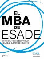 el mba de esade (ebook)-9788408101581
