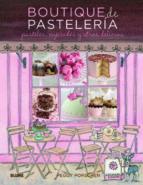 boutique de pasteleria-peggy porschen-9788415317081