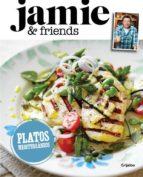 platos mediterraneos de jamie oliver (jamie & friends)-jamie oliver-9788416220281