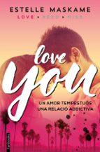 you 1. love you-estelle maskame-9788416297481