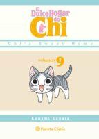 el dulce hogar de chi tomo 9-konami kanata-9788416543281