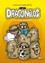 los dragonilos. los amarillos de paris-karine gottot-9788416773381