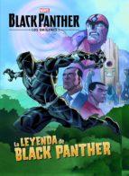 BLACK PANTHER: LOS ORIGENES: LA LEYENDA DE BLACK PANTHER