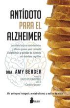 antidoto para el alzheimer amy berger 9788417030681