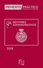 memento gestores administrativos 2018 9788417162481