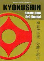 kyokushin. karate kata ôyô bunkai pedro hidalgo marti 9788420305981