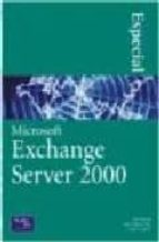 Edicion especial microsoft exchange server 2000 Libros electrónicos no descargables gratuitos