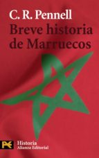 breve historia de marruecos c.r. pennell 9788420659381