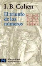 el triunfo de los numeros bernard l. cohen 9788420661681
