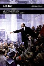 la revolucion rusa: de lenin a stalin, 1917 1929 e.h. carr 9788420688381
