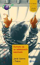retrato de un adolescente manchado-jordi sierra i fabra-9788421631881