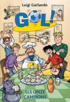 El libro de Gol 33. els onze campions autor LUIGI GARLANDO DOC!