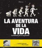 la aventura de la vida: la historia de la evolucion humana-eudald carbonell-9788424656881
