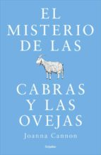 el misterio de las cabras y las ovejas-joanna cannon-9788425354281