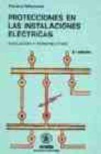 protecciones en las instalaciones electricas-paulino montane-9788426706881