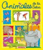 animales de la selva (pequediccionario en imagenes)-gisela socolovsky-9788430540181