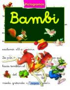 bambi (pictogramas)-ana serna vara-9788430542581