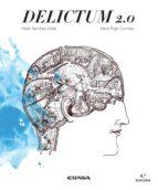 delictum 2.0-pablo sanchez-ostiz gutierrez-9788431332181