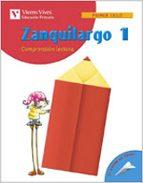 zanquilargo 1. comprension lectora (primaria)-c. duarri-9788431674281
