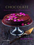 chocolate: recetas deliciosas para los amantes del chocolate-maxine clark-9788432917981