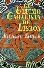 el ultimo cabalista de lisboa-richard zimler-9788435006781