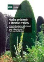 medio ambiente y espacios verdes-consuelo escolastico leon-9788436265781